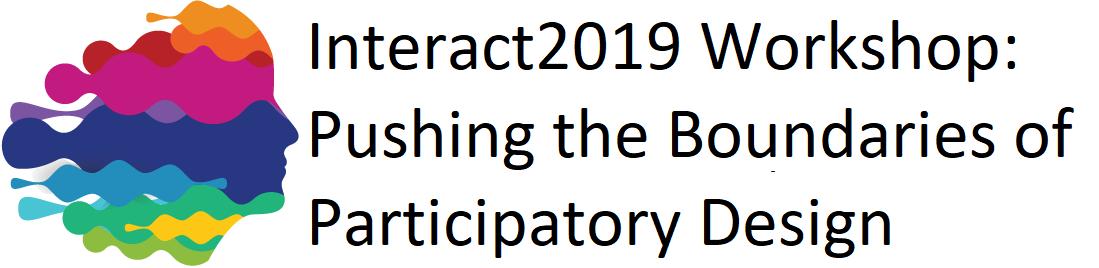 INTERACT2019 workshop: PBPD